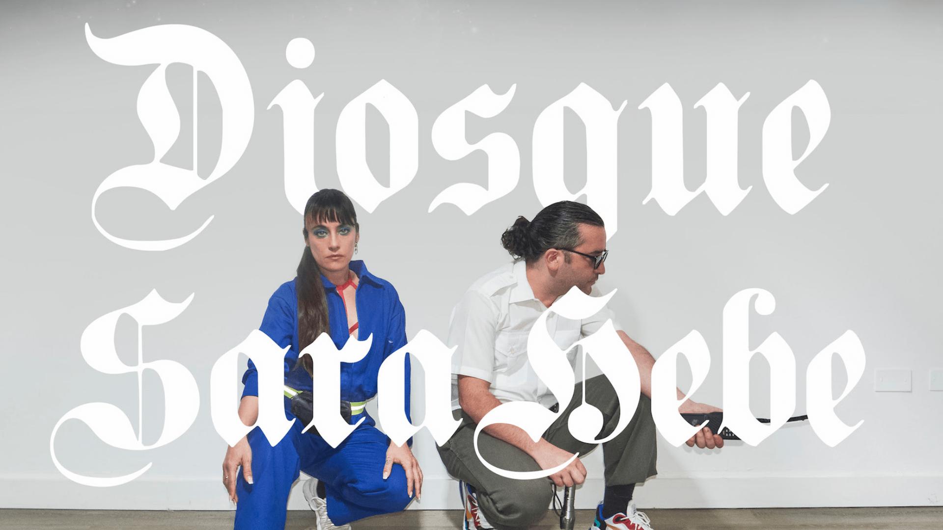 """Diosque y Sara Hebe–""""Trastorno de personalidad"""""""